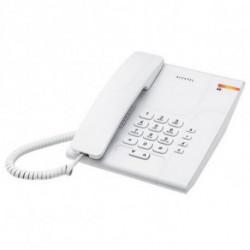 Alcatel Teléfono Fijo T180 Versatis Blanco