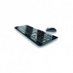 CHERRY DW 3000 teclado RF Wireless Espanhol Preto JD-0700ES-2