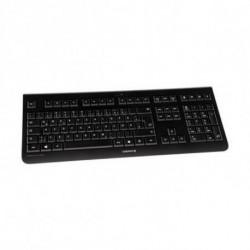 Cherry Wireless Keyboard JK-1700ES-2 Black