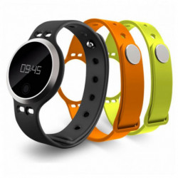 ORA Activity-Armband FIT 2 OSB006-F2B 0.82 Bluetooth 4.2 IP65 Android /iOS 23 g Schwarz