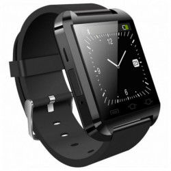 BRIGMTON Montre intelligente BWATCH-BT2 1.44 Bluetooth 230 mAh Noir
