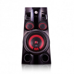 LG OM5560 sistema de audio para el hogar Minicadena de música para uso doméstico Negro 500 W