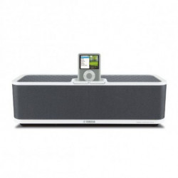 YAMAHA Station d'acceuil iPod PDX-30 Gris