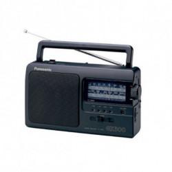 Panasonic Tragbares Radio RF-3500E9-K Schwarz