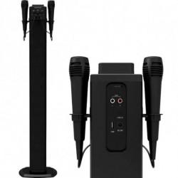 Brigmton BTW-40K haut-parleur 40 W Noir