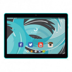 Brigmton BTPC-1019 tablet Allwinner A33 16 GB Preto, Azul BTPC-1019QC-A