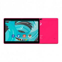 Brigmton BTPC-1019 tablet Allwinner A33 16 GB Negro, Rosa BTPC-1019QC-R