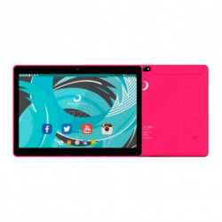 Brigmton BTPC-1019 tablette Allwinner A33 16 Go Noir, Rose BTPC-1019QC-R