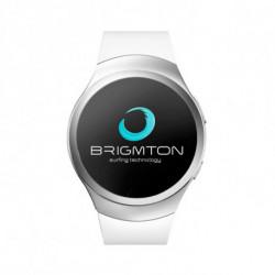 BRIGMTON Smartwatch BWATCH-BT5 1.2 54 g Weiß