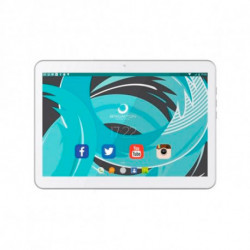 Brigmton BTPC-1021QC3G Tablet Spreadtrum SC7731G 16 GB 3G Weiß BTPC-1021QC3G-B