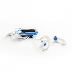 NGS Blue Seaweed Lecteur MP3 Bleu 4 Go ELEC-MP4-0055