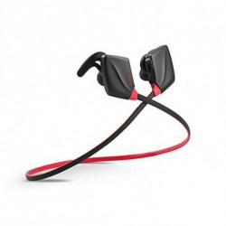 Energy Sistem Écouteurs de Sport avec Microphone Sport Bluetooth Rouge