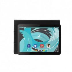 """BRIGMTON Tablette avec Housse BTPC-1021N+BTAC108N 10.1"""" IPS 1 GB RAM 16 GB Android 5.1 Lollipop Quad Core Noir"""