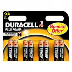 Duracell Plus Power Single-use battery AA Alkali 5000394017795