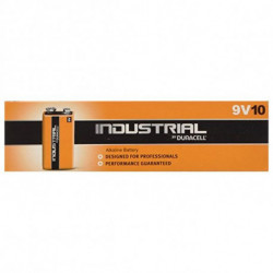 Duracell Alkaline, Industrial, 9 V Single-use battery 9V 45564