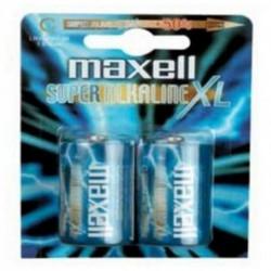 Maxell Piles Alcalines MXBLR14 C 1.5V MN1400 (2 pcs)