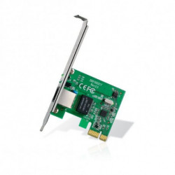 TP-LINK TG-3468 Carte rouge Gigabit RJ45 PCIe 32b