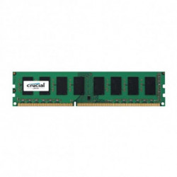 Crucial Mémoire RAM CT102464BD160B 8 GB 1600 MHz DDR3L-PC3-12800