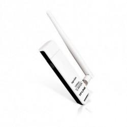 TP-LINK WN722N adap. High Gain 1T1R 4dBi 150N USB