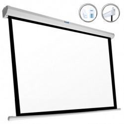 iggual Ecran Panoramique Electrique PSIPS243 110 (243 x 137 cm) Blanc