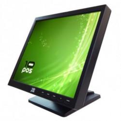 10POS Monitor con Pantalla Táctil TS-17UN 17 LCD VGA Standard-USB