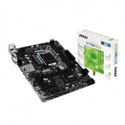 MSI H110M ECO placa mãe LGA 1151 (Ranhura H4) Micro ATX Intel® H110 7994-003R