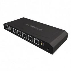 UBIQUITI Schalter für das Netz mit Schaltschrank TS-5-POE 5xGB PoE 24v