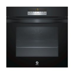 Horno Pirolítico Balay 3HB5888N0 71 L Aqualisis Touch Control 3600W Negro