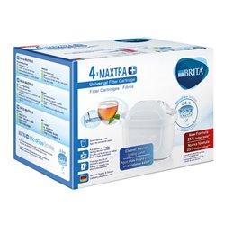 Brita MAXTRA+ Cartucho de filtro de água 4 peça(s)