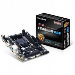 Gigabyte GA-F2A68HM-DS2 Motherboard Socket FM2+ Micro ATX AMD A68H