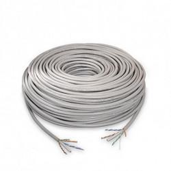 NANOCABLE Cable RJ45 Categoría 6 UTP Rígido 10.20.0504 305 m