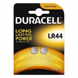 DURACELL Piles Bouton Alcalines DRBLR442 LR44 1.5V (2 pcs)