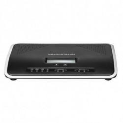 Grandstream Standard téléphonique ip UCM6202 2FXS 2FXO USB SD Noir