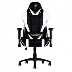 ThunderX3 TGC15BW silla para videojuegos Silla para videojuegos de PC Asiento acolchado