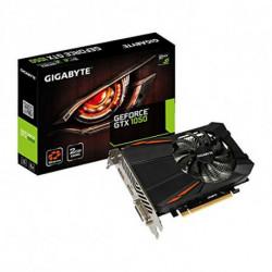 Gigabyte GV-N1050D5-2GD scheda video GeForce GTX 1050 2 GB GDDR5