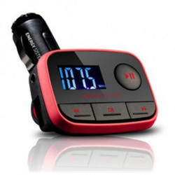 Energy Sistem Reproductor MP3 para Coche 391233 FM LCD SD / SD-HC (32 GB) USB