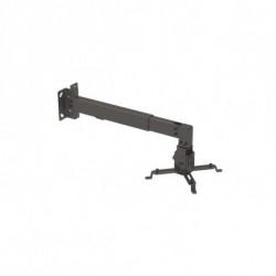 TooQ PJ4012WT-B support pour projecteurs Mur Noir