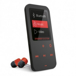 Energy Sistem MP4 Player 426454 1,8 8 GB Black