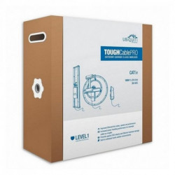 UBIQUITI Cabo de Rede Blindado de Exterior Categoria 5e TC-PRO Level 1 305 m Preto