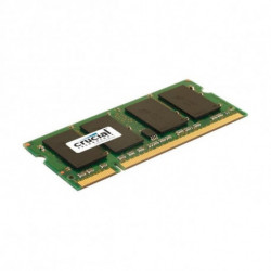 Crucial Memória RAM IMEMD20046 CT25664AC800 2 GB 800 MHz DDR2