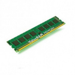 Kingston Technology ValueRAM 8GB DDR3 1333MHz Module module de mémoire 8 Go KVR1333D3N9/8G