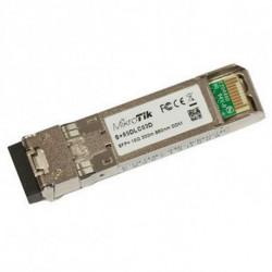 Mikrotik Módulo Fibra SFP+ MultiModo S+85DLC03D 300 m