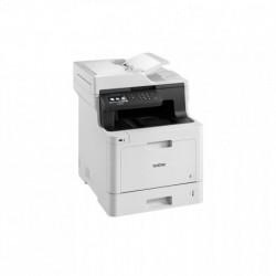 Brother Multifunktionsdrucker DCPL8410CDWYY1 31 ppm 256 Mb Dual USB/WIFI+LP Farbe