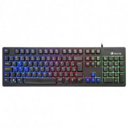 NGS GKX-300 keyboard USB Black