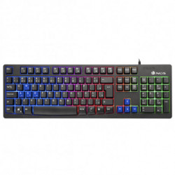 NGS GKX-300 Tastatur USB Schwarz