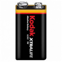 Kodak Alkline-Batterie 9 V