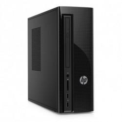 HP 260-p100ns Intel® Core™ i3 de 6e génération i3-6100T 4 Go DDR4-SDRAM 1000 Go Disque dur Noir Mini Tour PC Y4L51EA