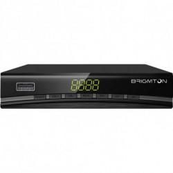 Brigmton BTDT2-918 AV receiver Black