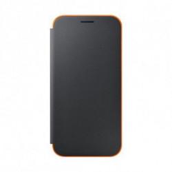 Samsung EF-FA520 capa para telemóvel Capa flip Preto EF-FA520PBEGWW