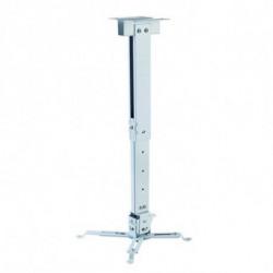 iggual STP02-M support pour projecteurs Mur/plafond Blanc IGG314586